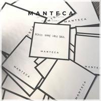 MANTECA Greeting Card