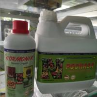 pupuk organik poc nasa 3 liter dan hormonik 500 cc