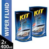 Kit Wiper Fluid Pouch 400mL - PALEMBANG