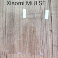 Tempered glass Xiaomi Mi 8 SE