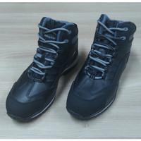 Sepatu Safety Sporty, Fashionable, Ringan EUROSTAT GRAPHITE ORIGINAL