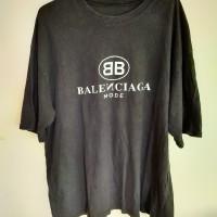 Tshirt Impor Balenciaga size XL