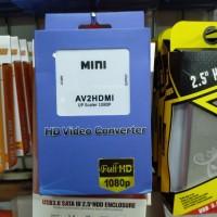 Converter MINI AV2HDMI