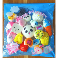 Paket Squishy isi 20 pcs Paling Murah di Tokopedia