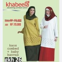 Gamis Khabeela model GKH 26