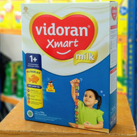 Susu Vidoran Xmart 1+ Nutriplex Madu 725 gr