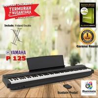 Digital Piano Yamaha P125 - XStand /P125B / P-125 /P-125B / P 125B