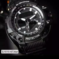 Jam tangan merk G-shock cassio S919