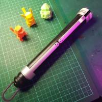 Photon Sword Sword Art Online SAO Cosplay 3D Print