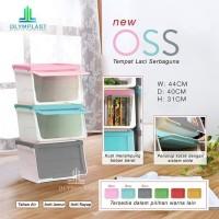 Rak Plastik Serbaguna OSS Olymplast Storage Box