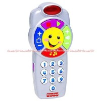 Fisher Price Laugh&Learn Click N Learn Remote Mainan Remot Contro