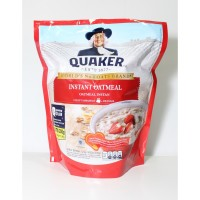 QUAKER OAT CEREAL INSTANT 1200G PCH