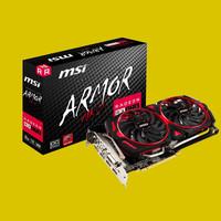 [TERMURAH] MSI Radeon RX 570 8GB DDR5 - Armor MK2 8G OC GAMING VGA