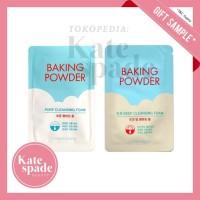Etude House Baking Powder BB DEEP / PORE Cleansing Foam Sample Sachet