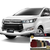 Karpet Comfort D'LUXE Toyota Innova Reborn Cabin + bagasi