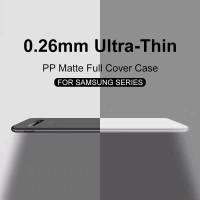 Ultrathin PP Case Samsung Galaxy S9 Plus Case S10 Plus Note 8 Note 9