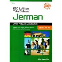 Buku 250 Latihan Tata Bahasa Jerman Untuk Pemula Dan Lanjutan