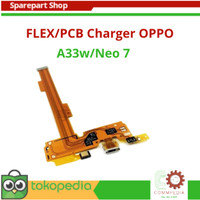 Fleksibel/PCB charger Oppo A33w Neo 7
