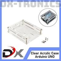 Acrylic Case Arduino UNO R3 Transparent Box Enclosure