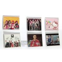 Album Polaroid Mini or album 2R ke kinian or album foto ukuran dompet