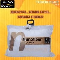 Bantal King Koil Nano Fiber