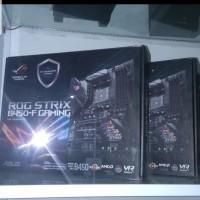 ASUS ROG Strix B450-F Gaming (AMD B450,AM4,DDR4) BNOB New