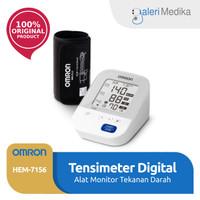 Omron HEM-7156 / HEM 7156 Tensimeter Digital Lengan Deluxe
