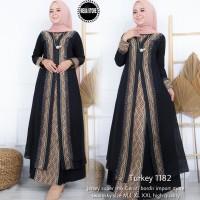 baju wanita/baju gamis abaya turkey#40