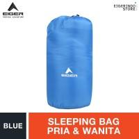 Eiger Sleeping Bag Mummy 250 Blue