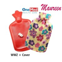 Bantal Kompres Air Panas Buli Buli Hot Water Bag Warm Water Zak WWZ