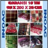 KASUR BUSA INOAC 90X200X20 10 th GARANSI