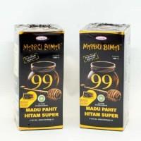 Madu Bima 99 Hitam Pahit Super Original