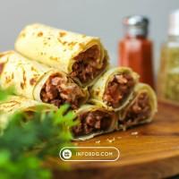 Ubaisyi Frozen Kebab JUMBO Premium - Beef N Cheese