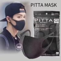 masker Scuba pitta import asli jepang