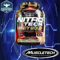 Muscletech Nitrotech Whey Gold 5,5 Lbs