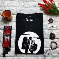 Kaos pendaki/Kaos gunung/ t-shirt - Kaos Lengan Pendek