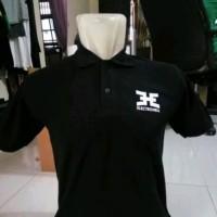 Polo shirt - Kaos Polo Kerah Electrohell