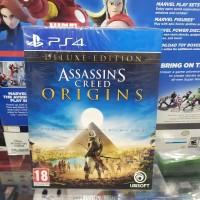 PS4 ASSASSIN CREED ORIGINS DELUXE EDITION reg 2
