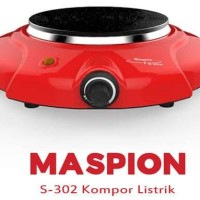 Kompor Listrik Maspion 1 Tungku S-302