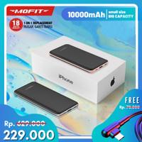 POWER BANK MOFIT M12 10.000mAh + Fast Charge Real Capacity