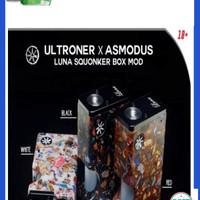 Dijual Luna Squonker Box Mod By Asmodus & Ultroner Berkualitas