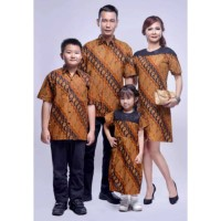 Srdress Permata Parang Keris   Pabrik Baju Batik Couple Keluarga