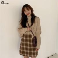 Baju wanita 2019 dewi mantel musim gugur dan musim dingin wanita