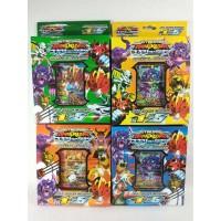Kartu Animal Kaiser Special Edition Rare Cards S1-S5 Terlaris