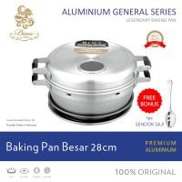 PANCI Bima Baking Pan 28cm + FREE 1 Sendok Saji