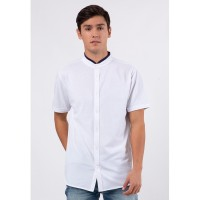 Tirajeans Short Sleeve Shanghai Shirt Tss202S40103S20 White