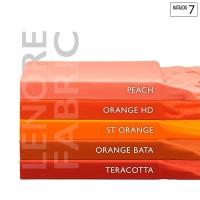 KATALOG 7 - BAHAN KAIN RAYON SPANDEX SUPER (VISCOSE ELASTANE LYCRA) - ST Orange