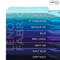 KATALOG 11 - BAHAN KAIN RAYON SPANDEX SUPER (VISCOSE ELASTANE LYCRA) - Navy Blue