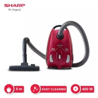 New Vacuum Cleaner SHARP Low Watt EC-8305 *KHUSUS GOSEND