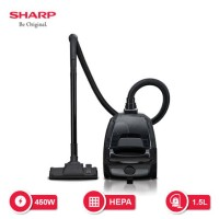 New Vacuum Cleaner SHARP Low Watt EC-NS18